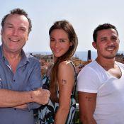 Julien Lepers, Emmanuelle Boidron et Brahim Asloum affichent leurs tatouages !