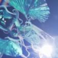 """Image extraite du clip """"The Gate"""" de Björk, premier extrait de son nouvel album, publié le 18 novembre 2017."""
