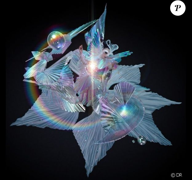 Björk - The Gate - single sorti le 18 septembre 2017.
