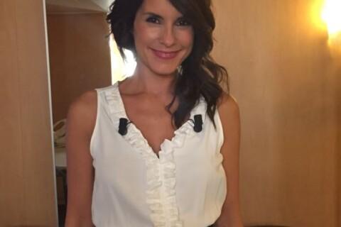Marion Jollès-Grosjean enceinte : Elle affiche son joli ventre très arrondi