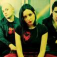 Gwen Blast, mère de Théa Sirkis, et son groupe Madinkà pour la sortie de leur album 36.02 en 2005.