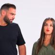 """""""Kamila et Noré, candidats de """"Secret Story 11"""" (TF1 et NT1). Les deux Marseillais sont en couple depuis 8 ans et mariés depuis 3 ans."""""""