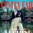 """Couverture du magazine """"Vanity Fair"""", numéro d'octobre 2017."""