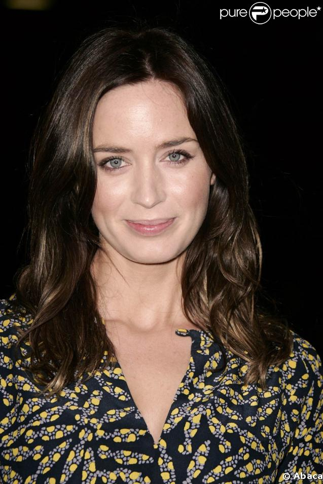 Emily Blunt Well She Has An Accent And Also Picks Ecellent Roles