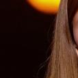 """Cassidy lors de la demi-finale de """"The Voice Kids 4"""" (TF1), le 23 septembre 2017."""