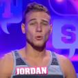 """Jordan lors de la quotidienne de """"Secret Story 11"""" (NT1), le 21 septembre 2017."""