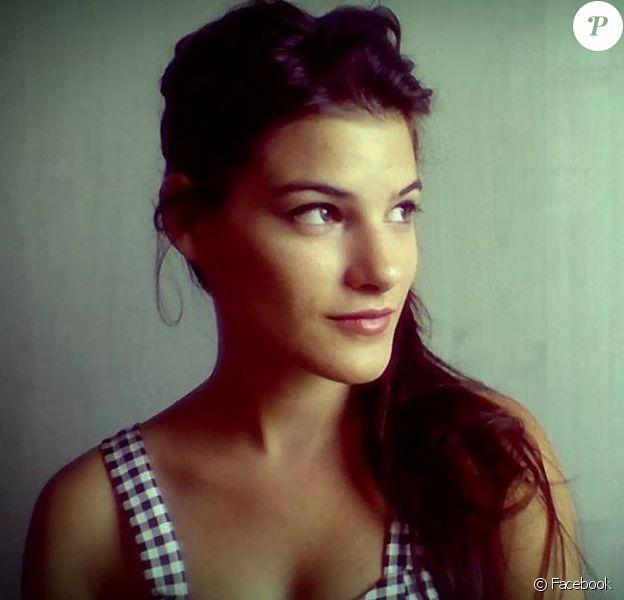 Mélodie Massé, photo Facebook du 9 juin 2014.