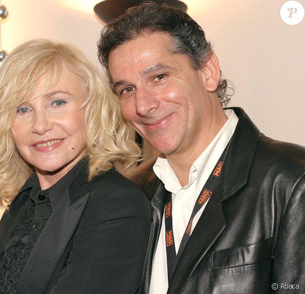 Michèle Torr et son mari Jean-Pierre Murzilli