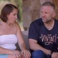 """Romuald et Emmanuelle – Premier bilan de """"L'amour est dans le pré 2017"""", sur M6. Le 25 septembre 2017."""