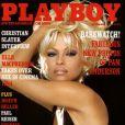Pamela Anderson pour le magazine  Playboy , novembre 1994