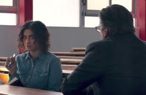 Camélia Jordana tient tête à Daniel Auteuil dans Le Brio