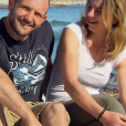 """""""Victor et Nathalie - """"L'amour est dans le pré 2017"""" sur M6. Le 11 septembre 2017."""""""