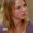 """""""Nathalie, 27 ans, dans """"L'amour est dans le pré 2017"""", sur M6, le 19 juin 2017."""""""