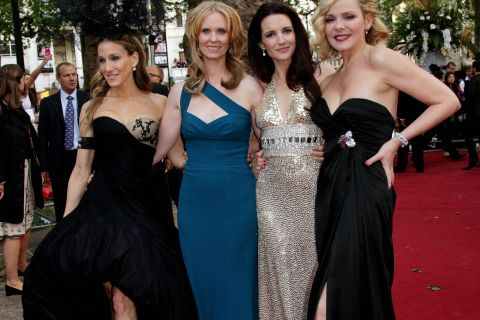 Sex and the City : Kim Cattrall menteuse ? Une co-star balance !
