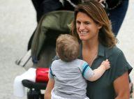 Amélie Mauresmo : Photo très rare de son fils Aaron, il a énormément grandi