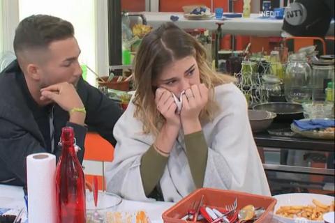 Secret Story 11 : Barbara en larmes sans Jordan, Charlène très jalouse
