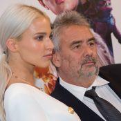 """Luc Besson tourne la page """"Valérian"""" et présente sa belle Anna..."""