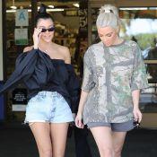 Kim et Kourtney Kardashian : Duo stylé, elles préparent les naissances du clan
