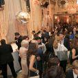 Exclusif - Soirée de remise du 10e prix Meurice pour l'art contemporain à l'hôtel Meurice à Paris le 9 octobre 2017. © Jean Picon via Bestimage