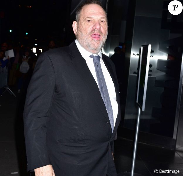 "Harvey Weinstein - Arrivées à la première du film ""Lion"" au Museum of Modern Art à New York. Le 16 novembre 2016 © CPA / Bestimage"