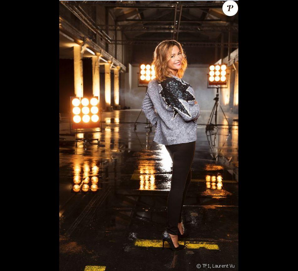 """Sandrine Quétier, photo officielle de """"Danse avec les stars 8"""""""
