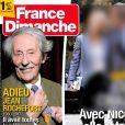 """Couverture du magazine """"France Dimanche"""", en kiosques le 13 octobre 2017."""