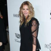 Julia Roberts : Canon et honorée par l'amfAR, devant Kate Hudson et Fergie