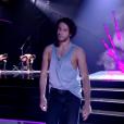"""Anthony Colette dans """"DALS8"""" le 14 octobre 2017 sur TF1."""