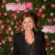 """Exclusif - Karine de Ménonville - 4ème soirée """"For The Women We Love"""" dédiée à la recherche sur le cancer du sein à l'hôtel d'Evreux à Paris, le mardi 17 octobre 2017. © Rachid Bellak/Bestimage"""
