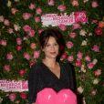 """Exclusif - Mélanie Bernier - 4ème soirée """"For The Women We Love"""" dédiée à la recherche sur le cancer du sein à l'hôtel d'Evreux à Paris, le mardi 17 octobre 2017. © Rachid Bellak/Bestimage"""