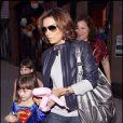 Eva Longoria et deux petites filles fêtent les 4 ans de Cruz Beckham, déguisé en Wolverine ! 21/02/09