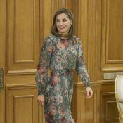 Letizia d'Espagne : Reine des fleurs, elle étrenne la dernière création Zara