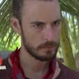 "Tugdual - ""Koh-Lanta Fidji"" sur TF1, le 20 octobre 2017."