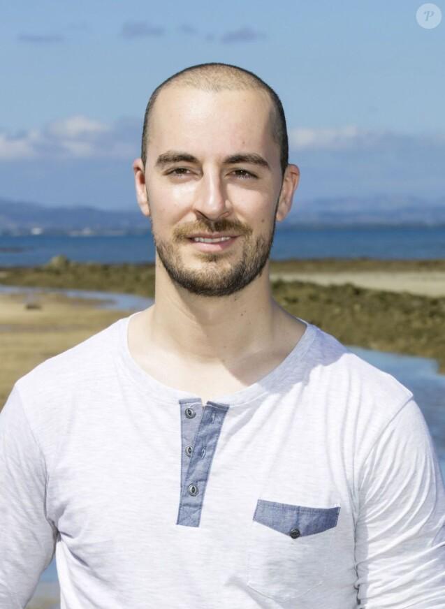 """Tugdual, 27 ans, community manager et candidat de """"Koh-Lanta Fidji"""" sur TF1."""