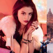 Selena Gomez : Craquante égérie de Coach, elle prépare les fêtes de fin d'année