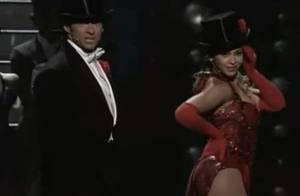 VIDEO : Beyoncé et Hugh Jackman ont joué la plus chaude des comédies musicales... lors des Oscars ! Regardez !