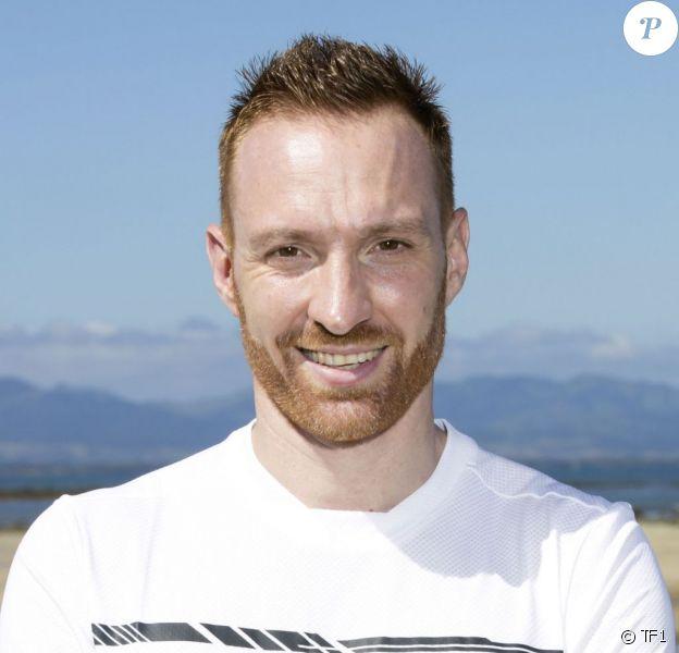 """Maxime, 38 ans, patron de restaurant et candidat de """"Koh-Lanta Fidji"""" sur TF1."""