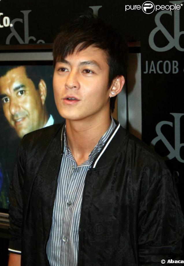 La star hongkongaise Edison Chen
