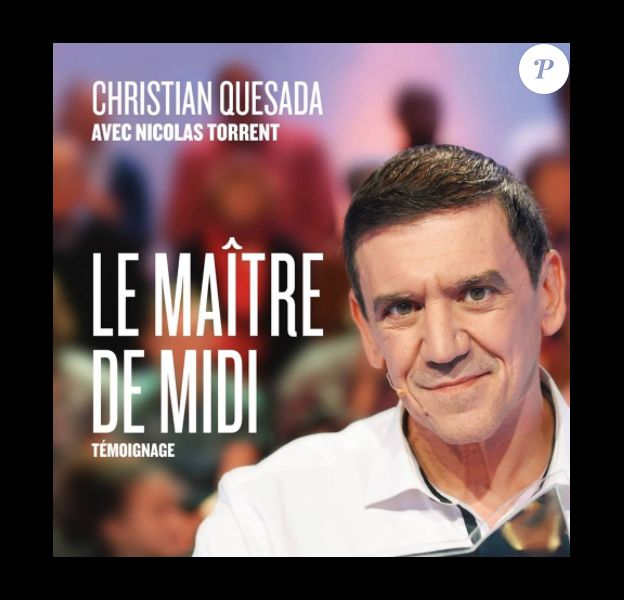 Christian, le maître de midi. Disponible le 15 novembre 2017.