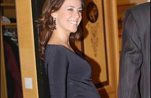 Marie de Danemark, magnifiquement... moulée pour son sixième mois de grossesse !