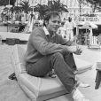 Patrick Dewaere lors du Festival de Cannes 1981