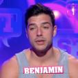 """""""Secret Story 11, la quotidienne du 31 octobre 2017 sur NT1. Ici Benjamin."""""""