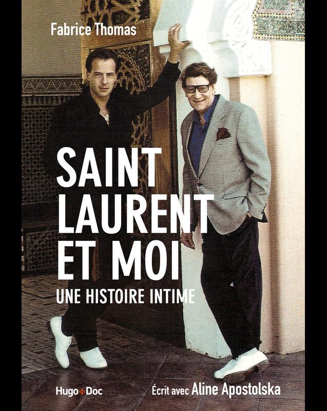 Yves Saint Laurent Et Pierre Berge Les Revelations De Leur
