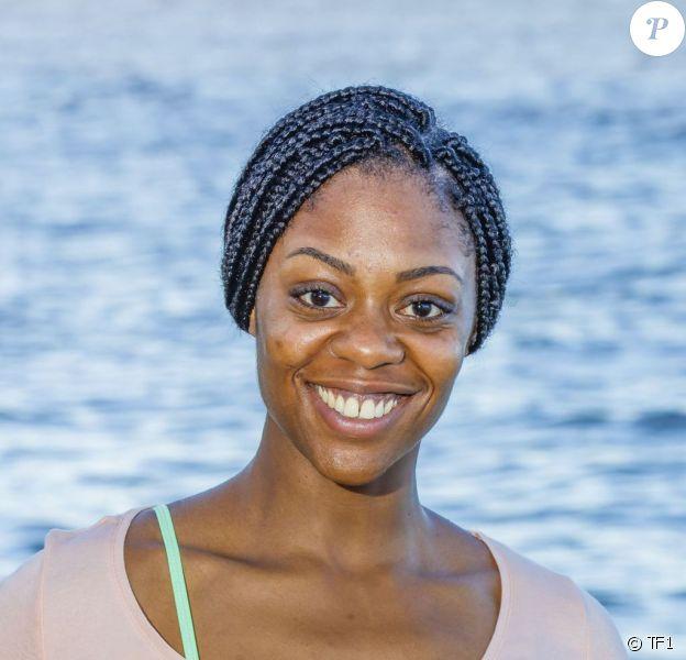 """Magalie, 29 ans, danseuse professionnelle et candidate de """"Koh-Lanta Fidji"""" sur TF1."""