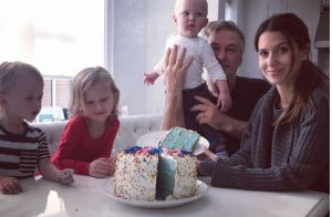 Alec Baldwin : Sa femme Hilaria, enceinte, dévoile le sexe du bébé...