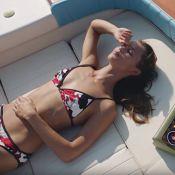 Alicia Vikander : Mariée stylée pour une croisière en solitaire...