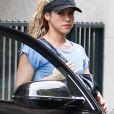 La chanteuse Shakira se rend à un centre esthétique à Barcelone, le 13 juin 2016.