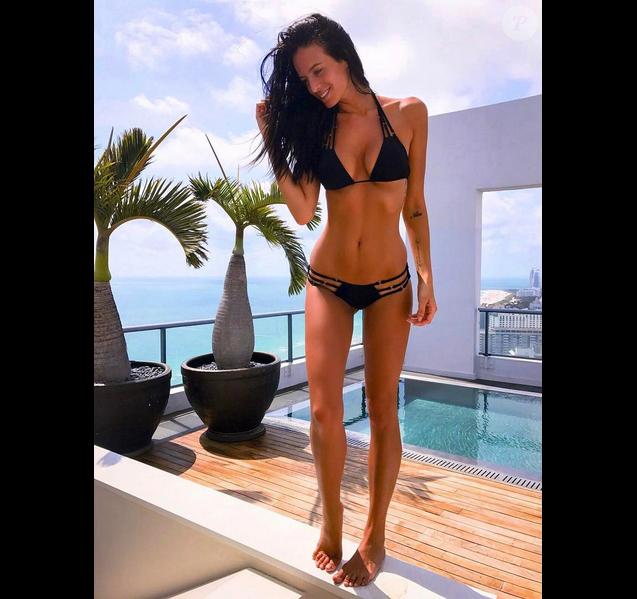 Photo de Jade Lagardère à Miami. Avril 2017.