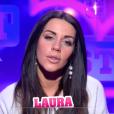 """Laura lors de la quotidienne de ""Secret Story 11"" (NT1), mercredi 8 novembre 2017."""