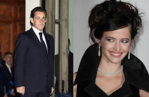 Eva Green invitée de Nicolas Sarkozy lors d'un voyage officiel aux USA ?
